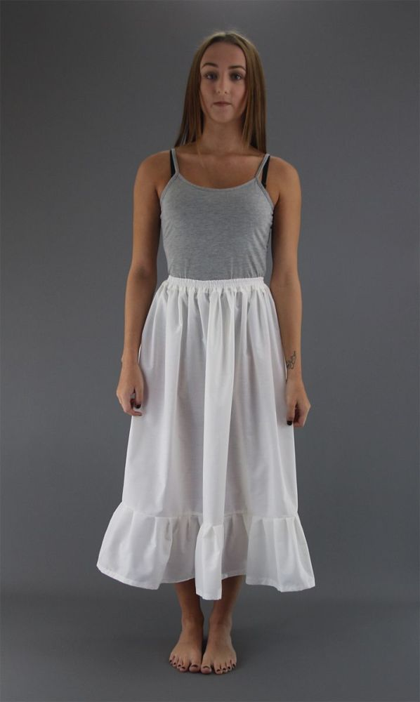 100%-Cotton-Petticoat-Plain