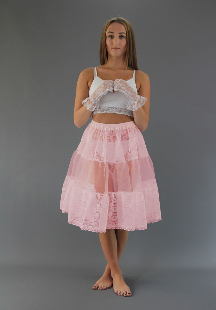 Baby-Pink-Lace-Petticoat