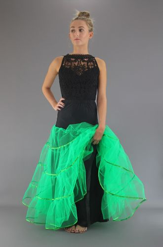 Jade Full Length Petticoat