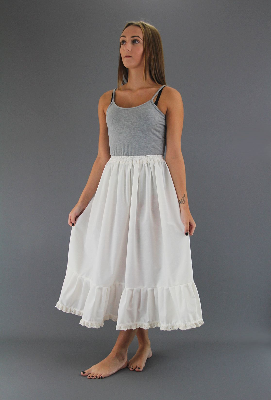 Cotton Petticoats
