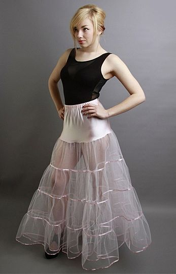 Long Petticoats