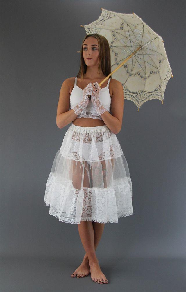 Lace-Petticoats