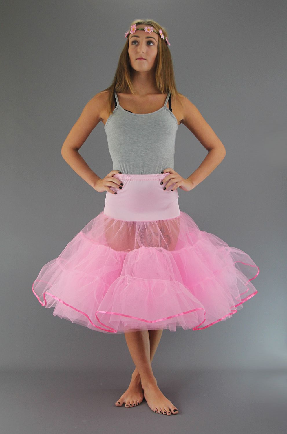 Candy Pink Petticoat