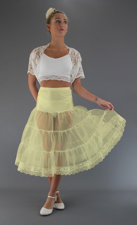 Lemon Petticoat
