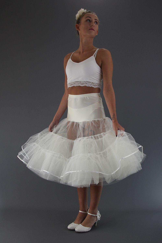 Ivory Petticoat