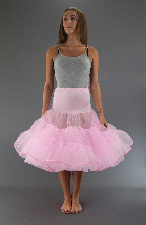 Baby Pink Petticoat