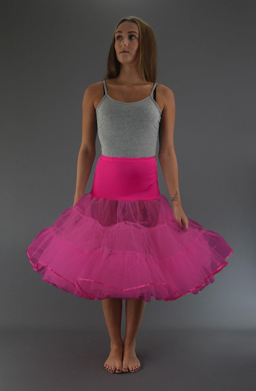 Cerise Petticoat