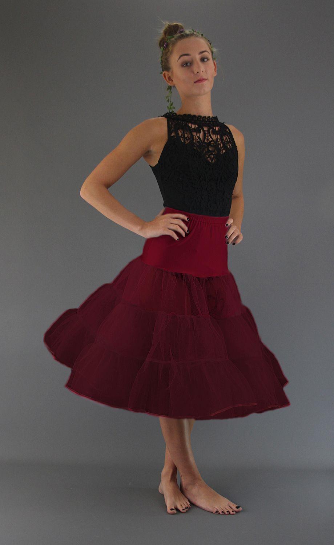 Wine Petticoat