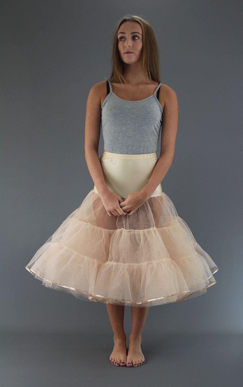 Nude Petticoat