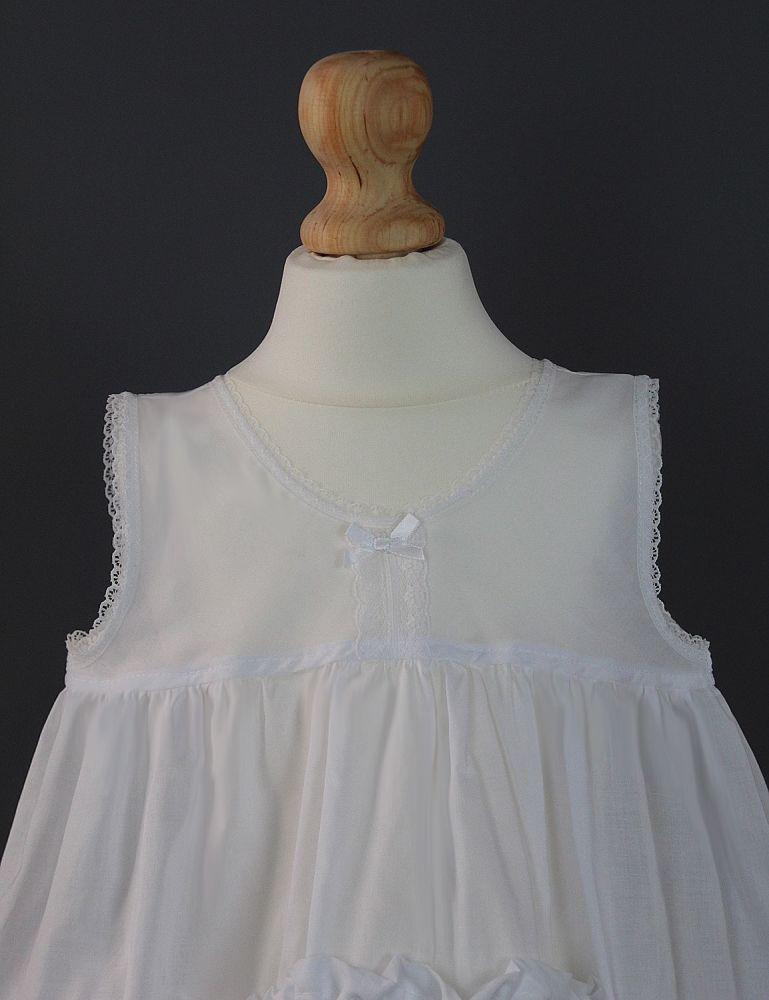 High Waist Infant Petticoat Slip