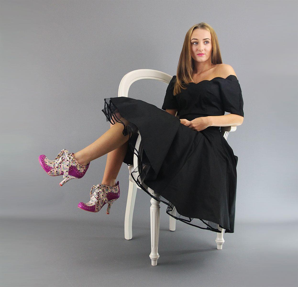 vintage 50s net petticoats