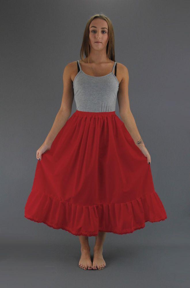 Red-Cotton-Petticoat-Lace-Trim