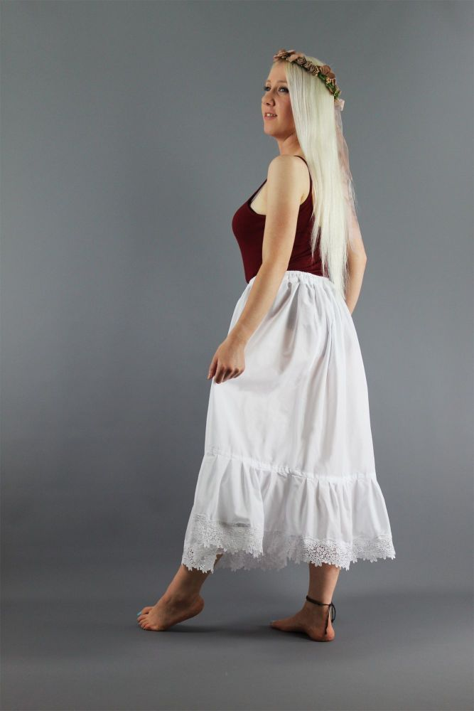Petticoat-Trimmed-With-Guipure-Lace