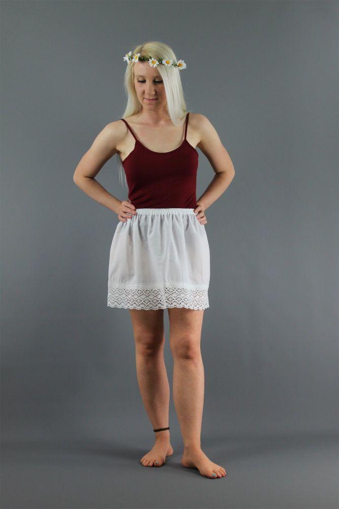 Cotton-Slip-With-Crochet-Lace