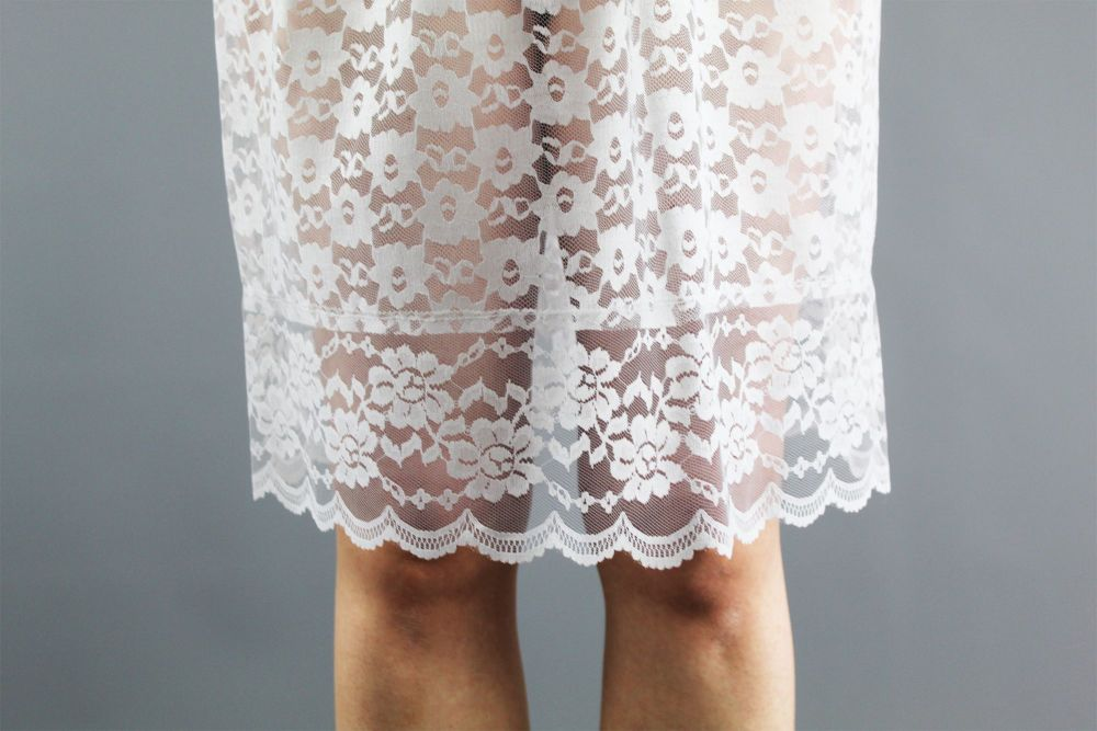 White-Lace-Skirt