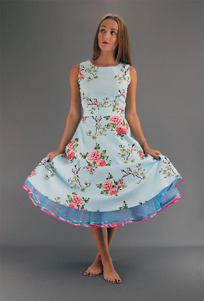 50s Petticoats - Rockabilly Style