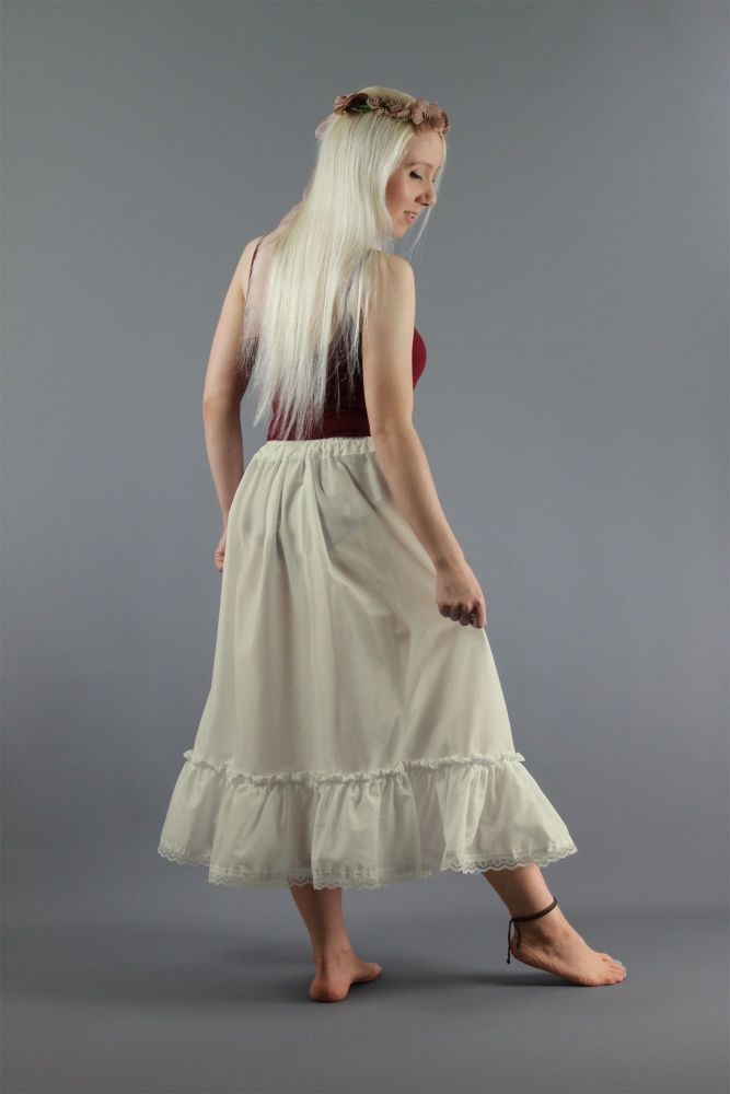 Ivory-Skirt-Lace-Edge-Cotton-Lawn