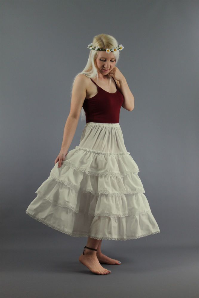Ivory-Country-Petticoat