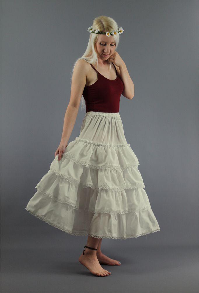 Cotton Petticoats