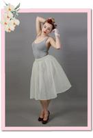 Plain Net Petticoats