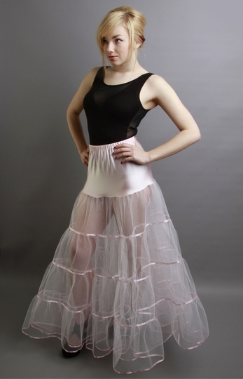 Full Length Wedding/Bridal Underskirt