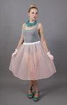 Baby Pink Net Petticoat