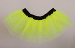 Flo Neon Yellow Tutu