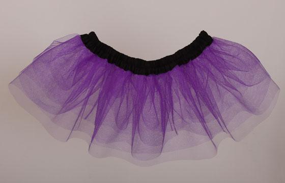 M91 Purple Tutu