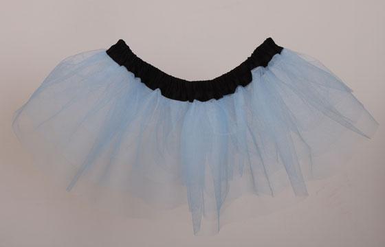 M96 Pale Powder Blue Tutu
