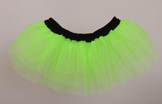 M99 Flo Neon Green Tutu
