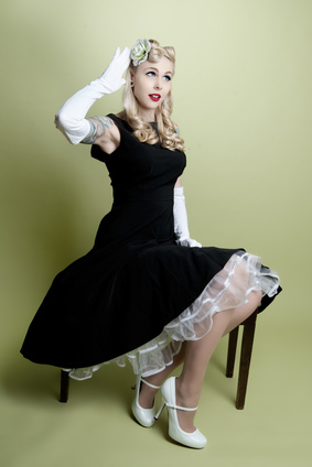 1940s & 1950s Style Petticoats