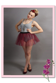 Short Net Skirts