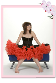 Tiered Petticoats