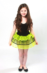 Childrens Bumble Bee Tutu - Deluxe 6 Layers