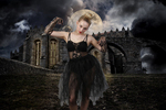 Gothic Fairy Skirt