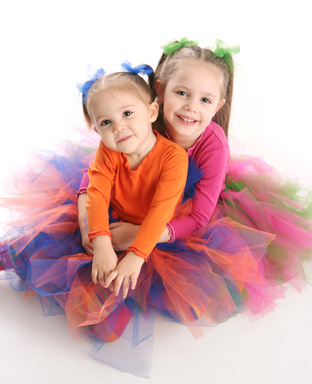 childrens fairy tutu skirt