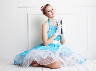 Bride & Bridesmaid Petticoats
