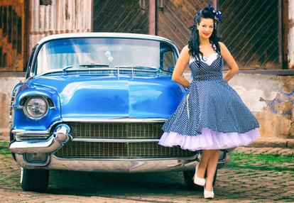 1950s Rockabilly Petticoats