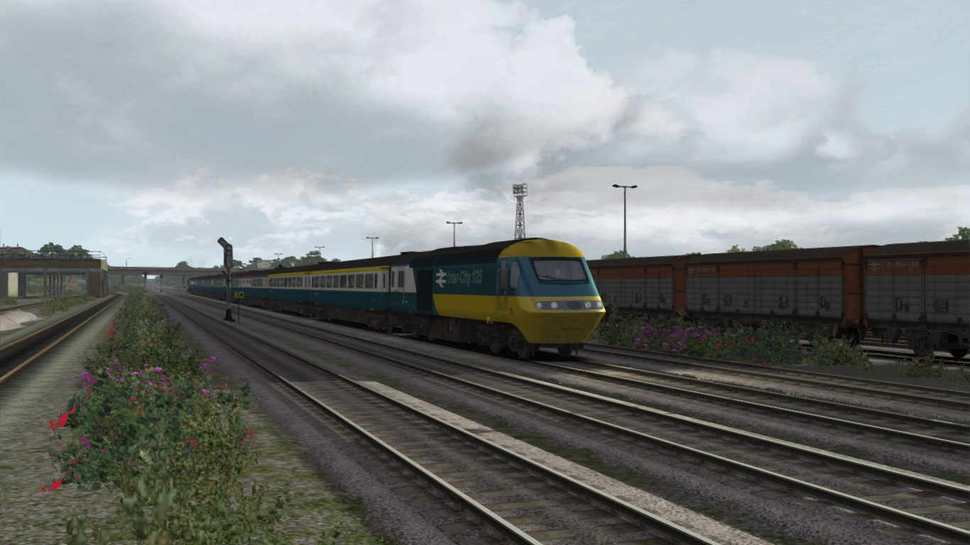 Train Simulator ECML Newcastle to York
