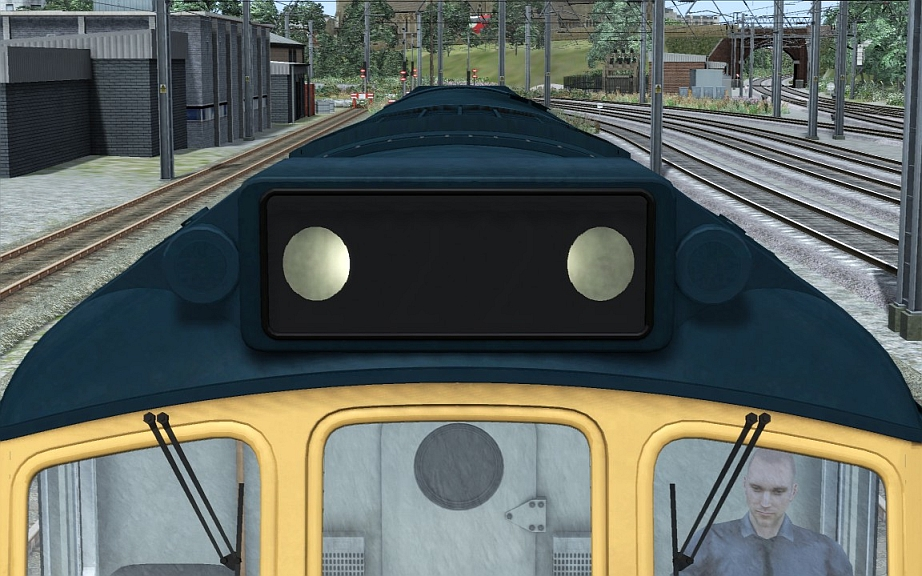 Image showing the Class 25 'Domino' Texture Patch.
