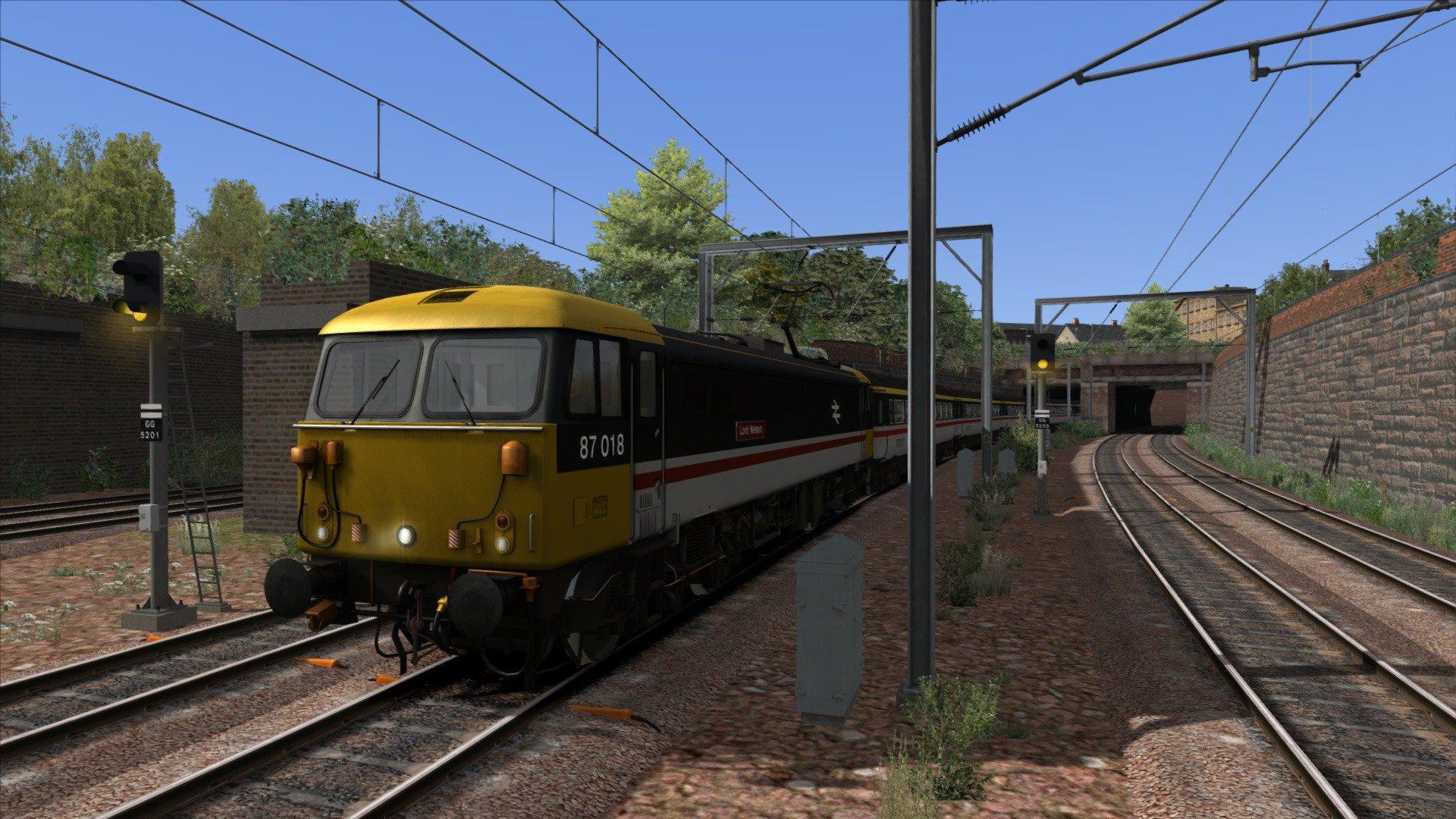 Train Simulator Class 87