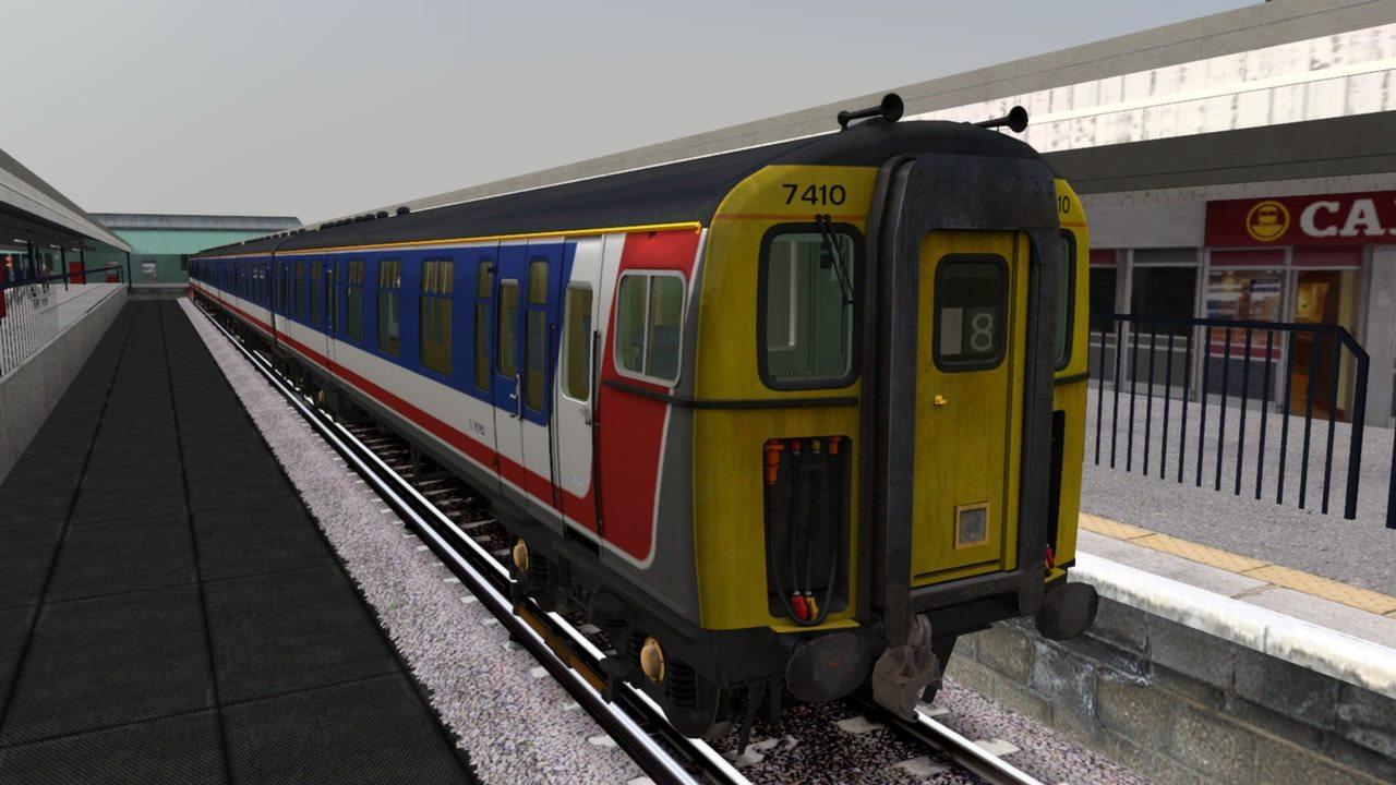 Train Simulator Class 421 4CIG