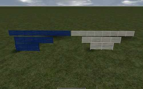 Station Fence Pack 1
