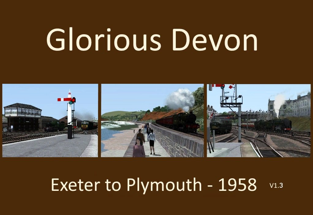 glorious devon - exeter to plymouth 1958 v1.3