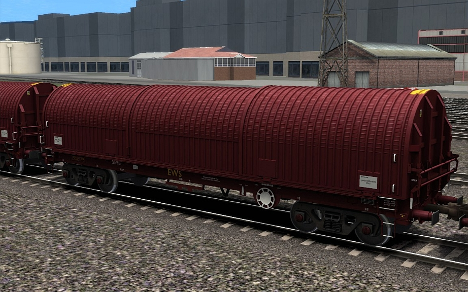 Image showing screenshot of a free repaint of rolling stock that is included with the South Wales Coastal: Bristol - Swansea Route Add-On DLC