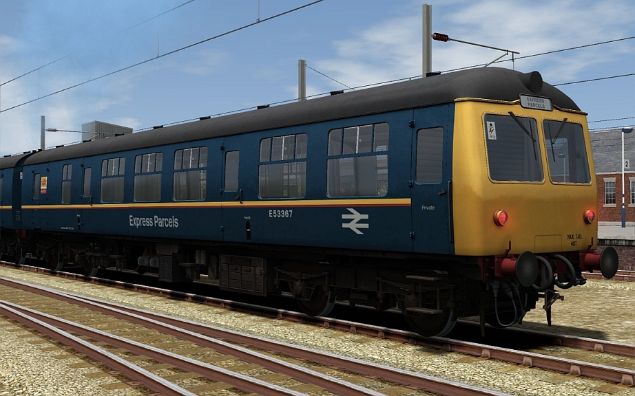 Train Simulator | Richard Fletcher Reskins - DMU | DPSimulation