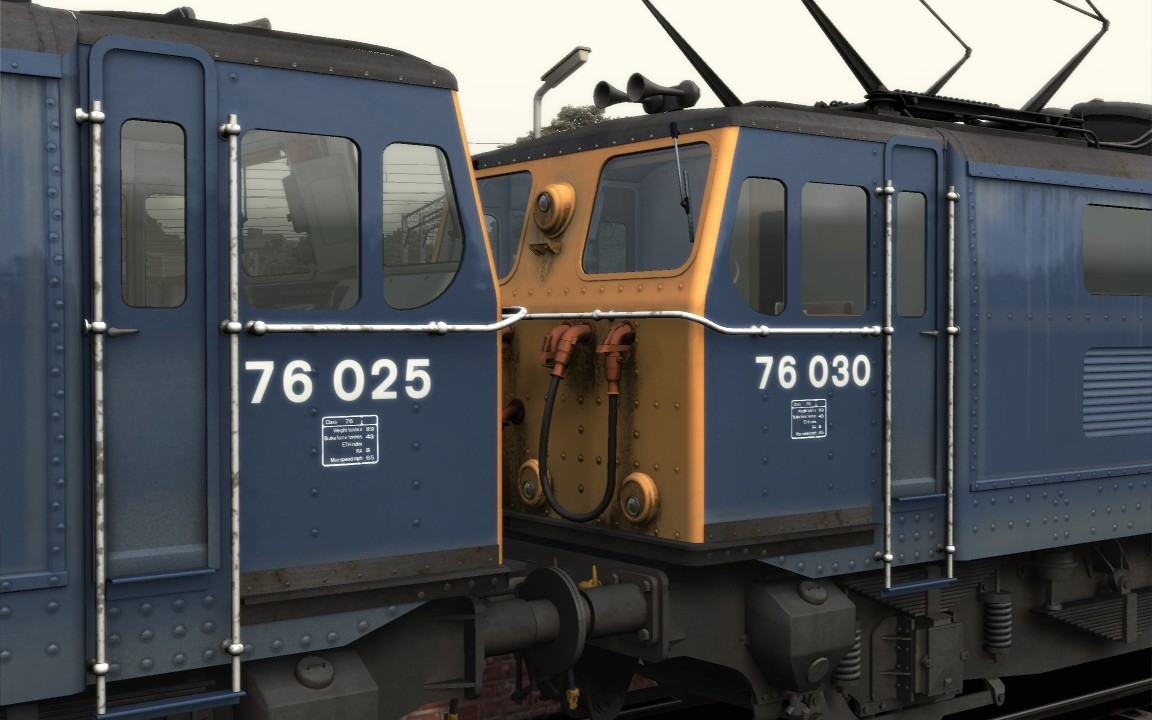Image showing the Class 76 Number Texture Patch.