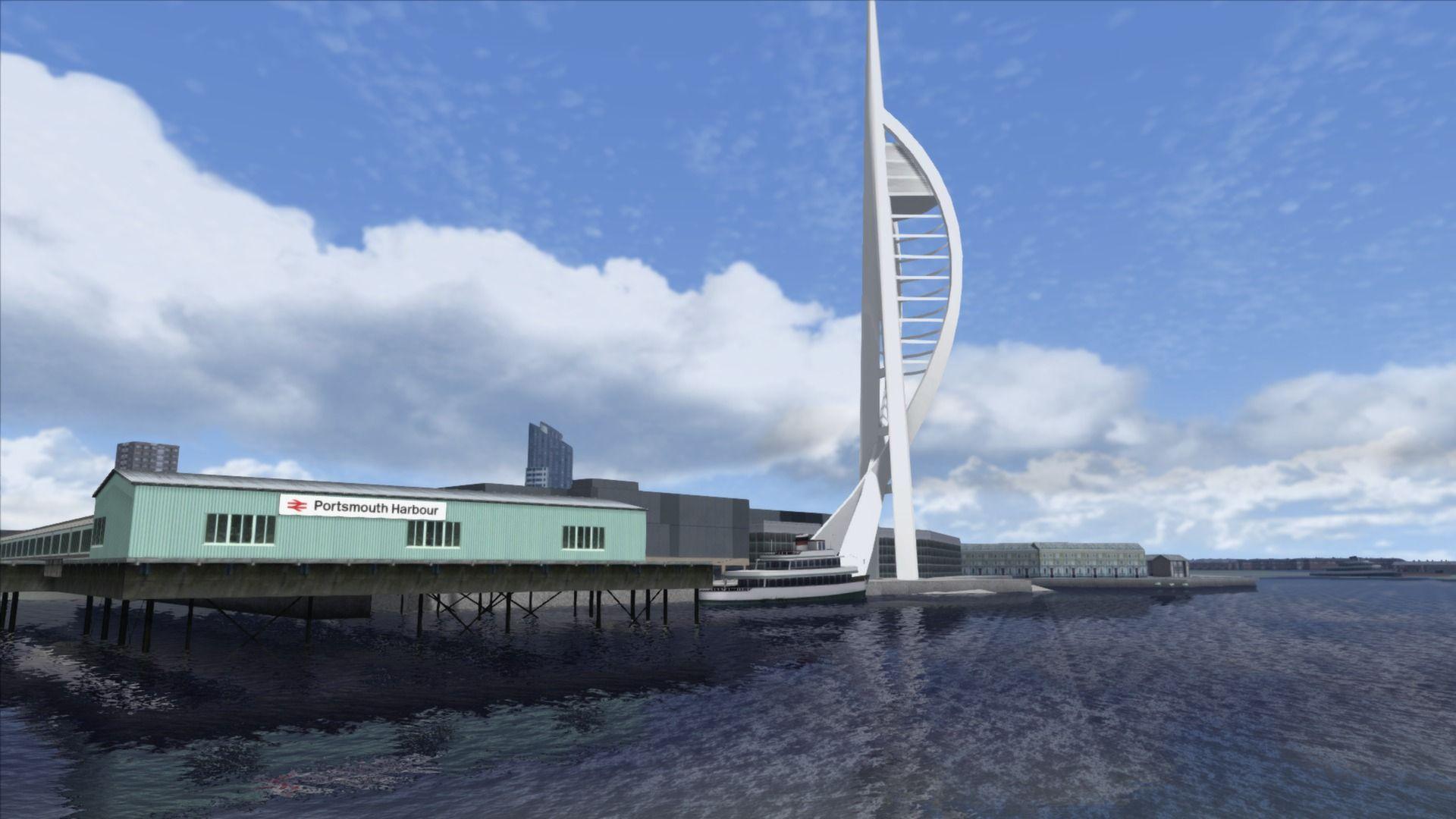 Train Simulator Portsmouth Direct Line