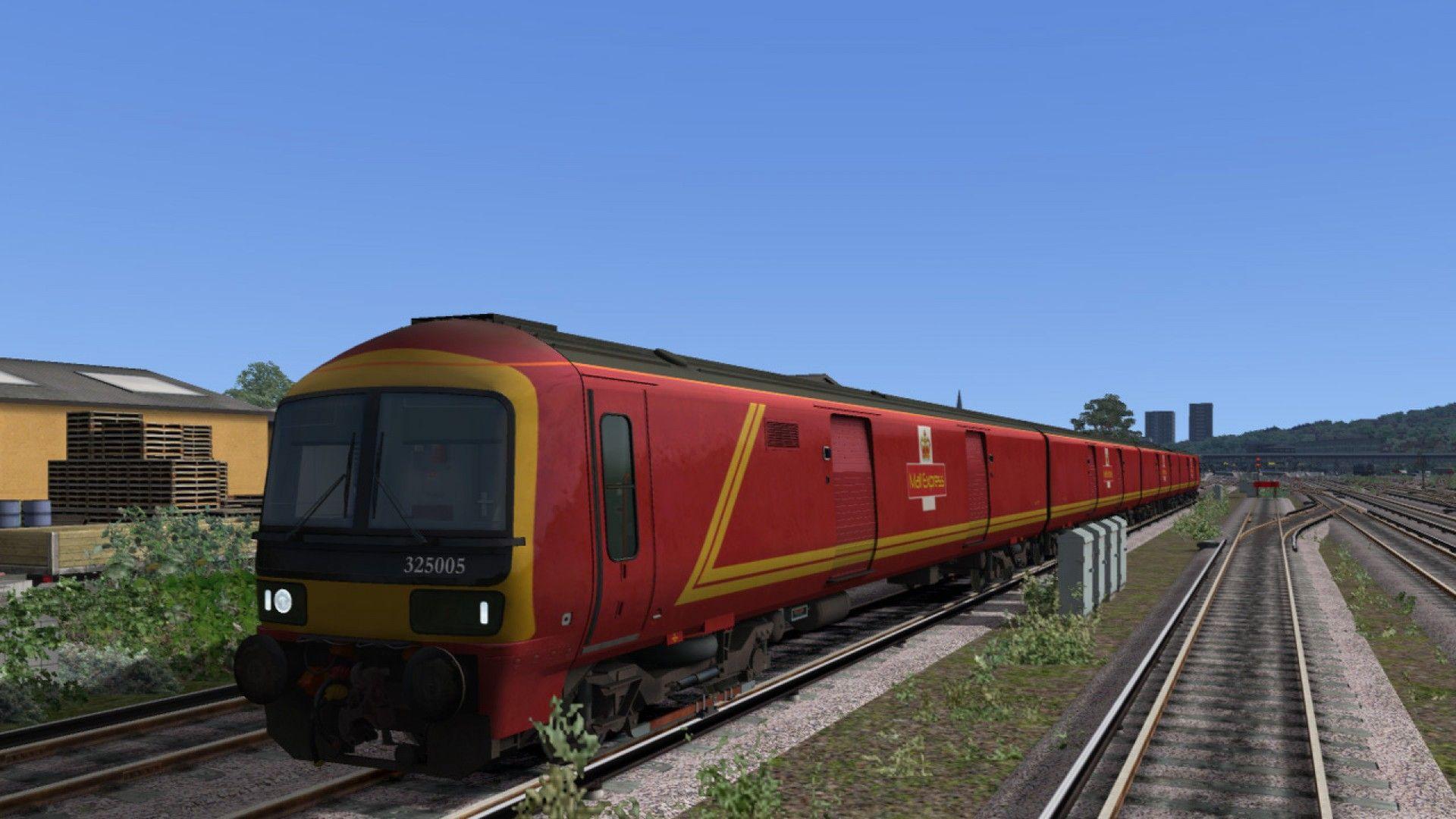 Train Simulator Class 325