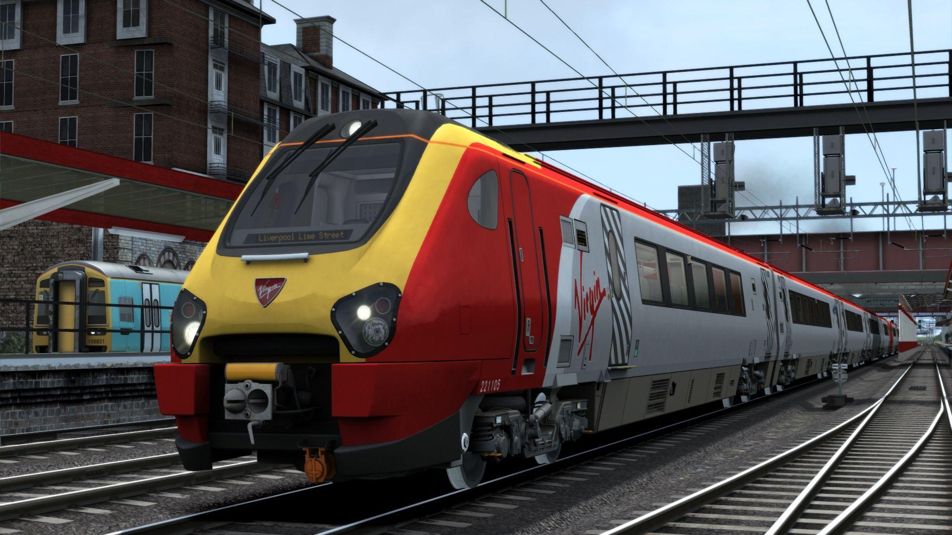 Train Simulator North Wales Coastal